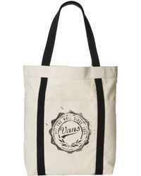 Vans Carry Me Away Tote white - Lyst