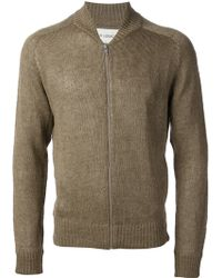 Our Legacy - Knitted Bomber Cardigan - Lyst