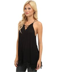 Free People Wicked Spell Top - Lyst