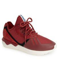 Adidas 'Tubular Runner' Sneaker - Lyst