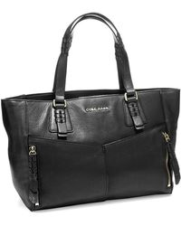 Cole Haan Dual Handled Tote Bag - Lyst