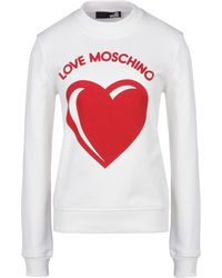 Love Moschino | Sweatshirt | Lyst