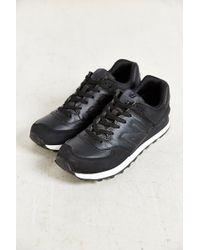New Balance 574 Stealth Sneaker - Lyst