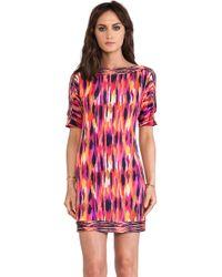 Trina Turk Corsica Dress - Lyst