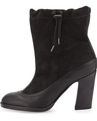 Rag & Bone Holt Slouchy Ankle Boot - Lyst