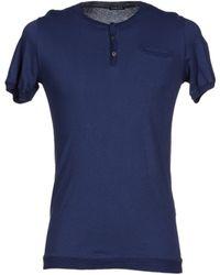 Retois T-shirt - Blue