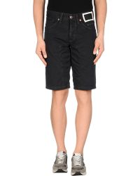 Camouflage AR and J. - Bermuda Shorts - Lyst