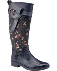 Ted Baker Hampto Wellington Boots - Black
