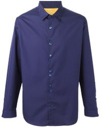 By Walid - Double Buttoned Shirt - Lyst