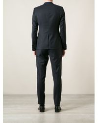 Dolce & Gabbana Classic Suit and Waistcoat - Lyst