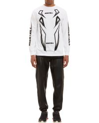 Been Trill - Moto Graphic Long-sleeve T-shirt - Lyst