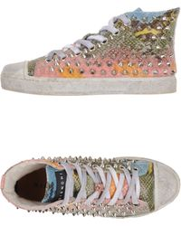 Gienchi High-Tops & Trainers - Lyst