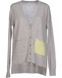 Cotton By Autumn Cashmere Cardigan - Lyst