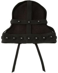 House of Malakai - Silver Studded Beenie Hat - Lyst