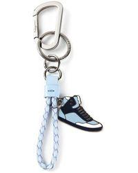 Ferragamo Sneaker Keychain - Lyst