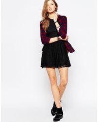 Blend She - Chanyas Lace Skirt - Lyst