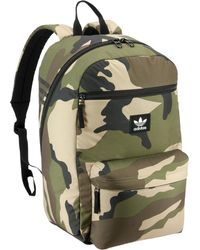 adidas adidas Originals National Backpack, Olive Cargo Aw Camo, One Size from Amazon | People