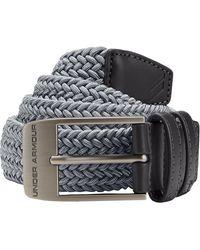 Under Armour Braided Belt 2.0 - Gray