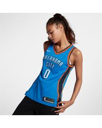 sale retailer a7037 1dfca Majestic Chicago Bears Basketball Vest Dress in Blue - Lyst