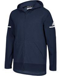 adidas Team Squad Jacket - Blue