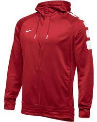 27700f5623 Nike Therma Kd Hyper Elite Men's Hoodie in Black for Men - Lyst