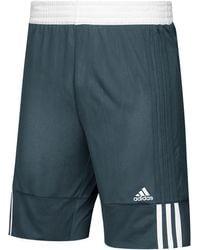 adidas Team 3g Speed Reversible Shorts - Multicolor
