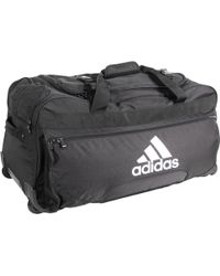 adidas Team Wheel Bag - Black