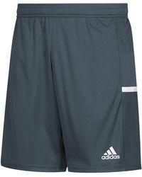 adidas Team 19 3 Pocket Shorts - Gray