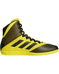 adidas Mat Wizard 4 Full Sole Shoes - Yellow