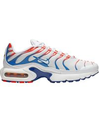 competitive price 836c0 f3d59 Air Max Plus Running Shoes - Blue