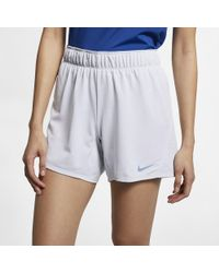 Nike Tempo Running Shorts in Purple Lyst