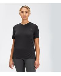 The North Face - Wander Running Tee - Lyst