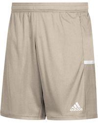 adidas Team 19 3 Pocket Shorts - Natural