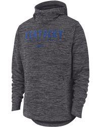 24645b88 Nike Men's Kansas State Wildcats Stadium Dri-fit Touch Hoodie in ...
