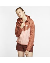 Nike Windrunner Jacket - Pink