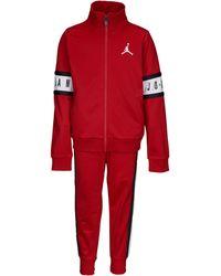 Nike Taping Tricot Set - Red