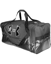 1419d2c06375 Under Armour Ua Carry-on Rolling Travel Bag in Black for Men - Save ...