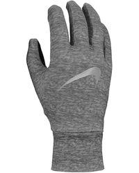 Nike Element Running Gloves - Gray