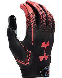 Under Armour - F6 Receiver Gloves - Lyst