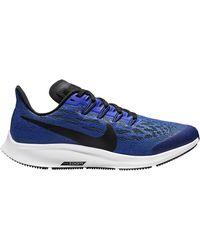 Nike Zoom Pegasus 36 Running Shoes - Blue