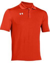 Under Armour - Team Armour Polo Shirt - Lyst