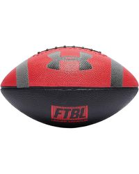 Under Armour 295 Mini Football - Red