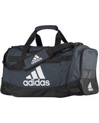 adidas Defender Iii Medium Duffel Bag - Black
