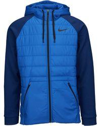 Nike - Therma Full-zip Winterized Jacket - Lyst