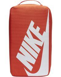 Nike Shoe Box Bag - Orange