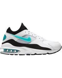acheter populaire eb779 97dc7 Nike 'air Pegasus 92/16' Running Shoe in Black for Men - Lyst