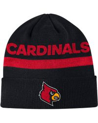 the latest 5d422 f7305 adidas Louisville Cardinals Cord Bucket Hat in Red for Men - Lyst