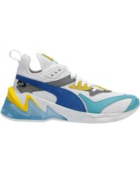 d658e5a440 PUMA Lqdcell Origin Ar Sneaker in White for Men - Lyst
