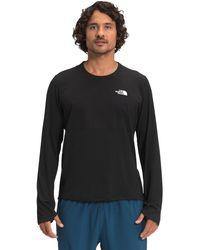 The North Face - True Run Long Sleeve T-shirt - Lyst