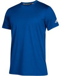 adidas Team Clima Tech T-shirt - Blue